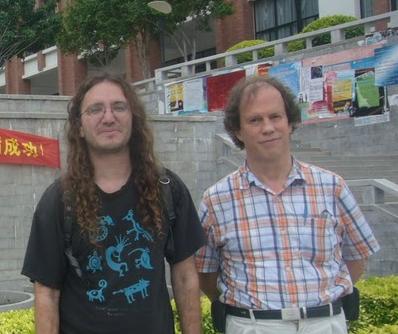 Ben Goertzel ve Hugo De Garis